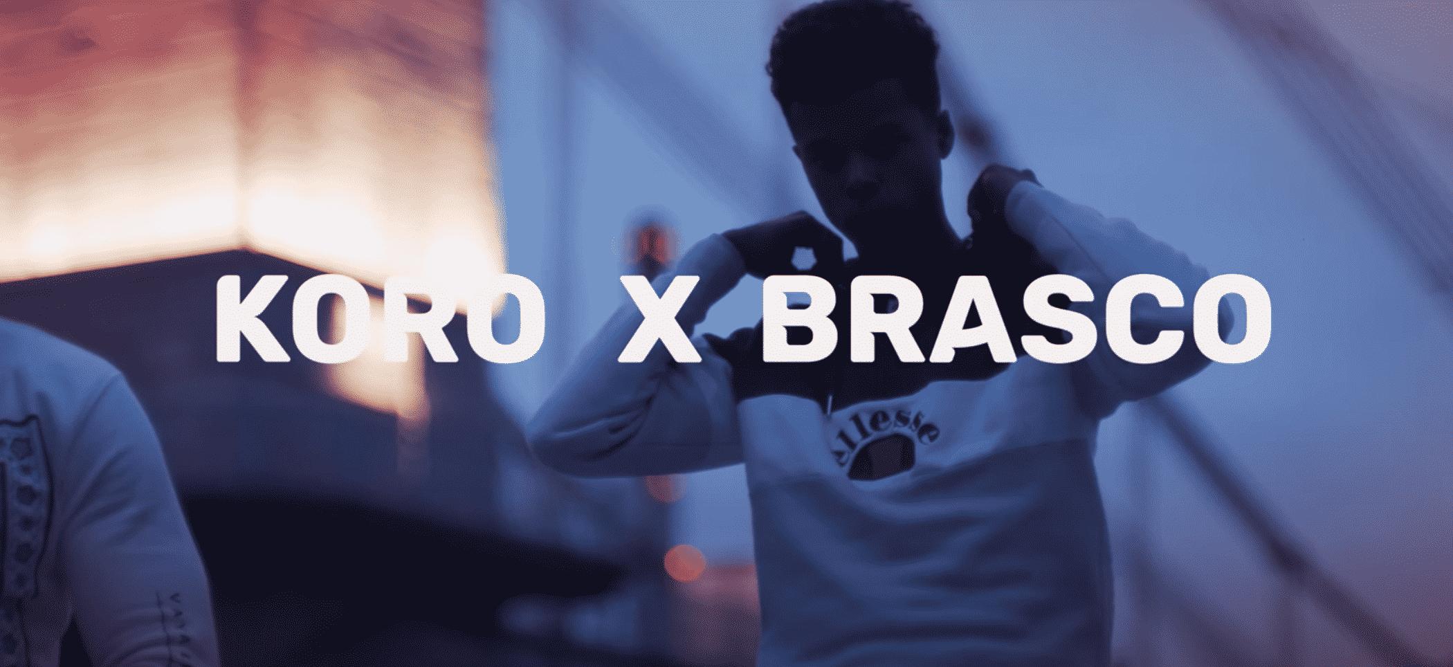 """Koro réalise un featuring avec Brasco, c'est """"Destiné"""""""