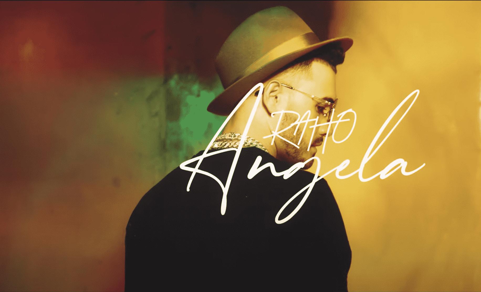 """RAHO dévoile un sublime clip pour son nouveau titre """"Angela"""""""
