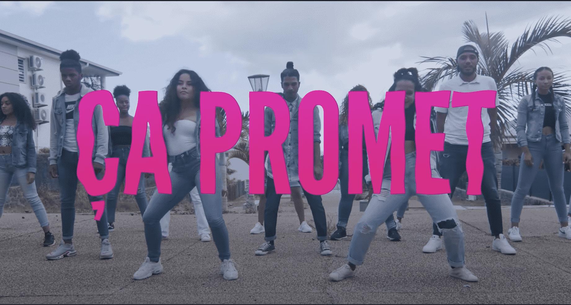 """Dj MiMi featuring Tatane : """"Ca Promet"""""""
