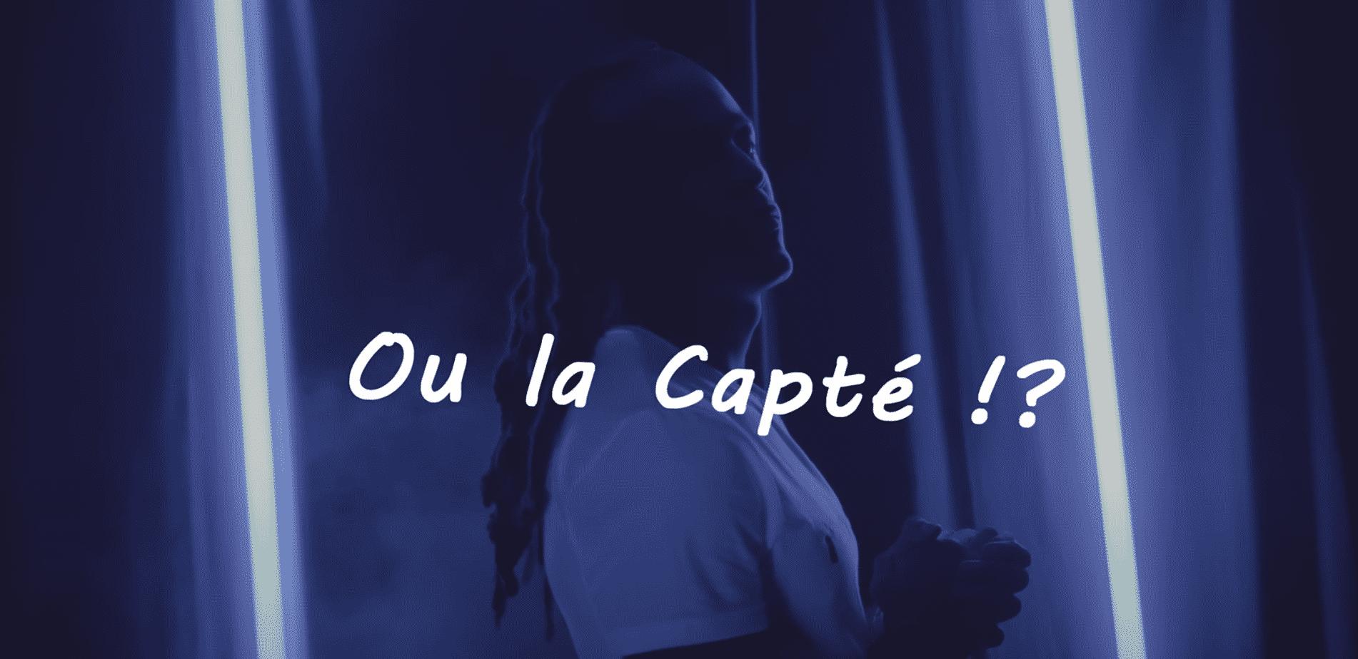 """Mi-K te demande si """"Ou La Capté !?"""""""