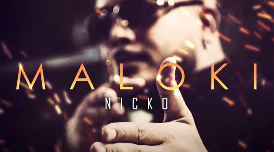 """Nicko s'attaque aux """"MALOKI"""" dans son nouveau titre"""