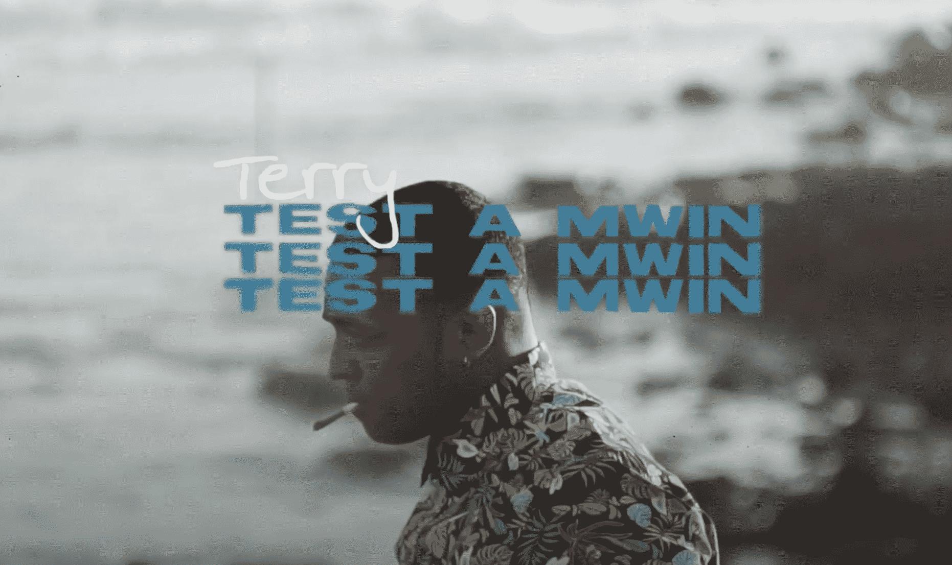 """Terry est de retour à la Réunion avec """"TEST A MOIN"""""""