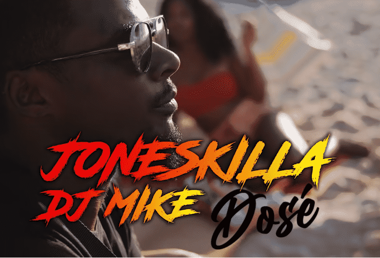"""Joneskilla et Dj Mike nous envoient une nouvelle douille """"Dosé"""""""