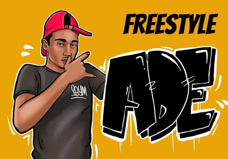 "RG Freestyle : ADE ""Luvv"""