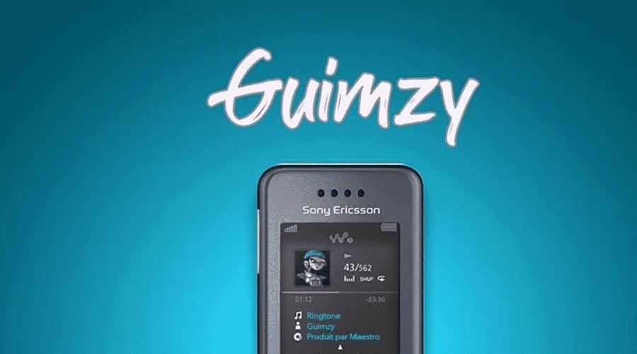"""Guimzy nous ramène à l'époque des """"Ring-Tone"""""""