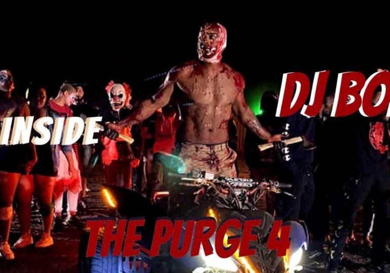 G Inside - Sur le Tournage de La Purge 4 avec Dj Bob et T Matt [RUNGARDEN]