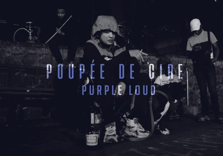 """Purple Loud nous offre """"Poupée de Cire"""" avant l'EP PDG"""
