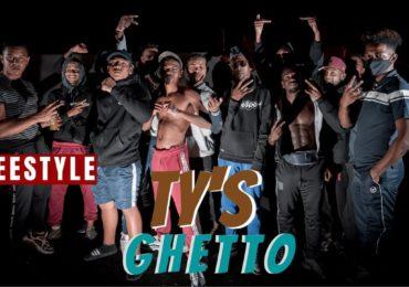 """TY'S   RG FreeStyle """"Ghetto"""""""
