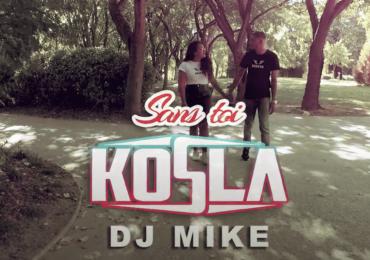 """Kosla et DJ Mike déclarent la flamme sur """"Sans toi"""""""