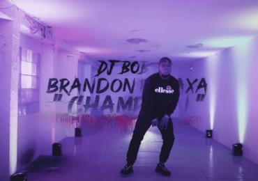 """Dj Bob et Brandon Palaxa dansent comme des """"Champion"""""""