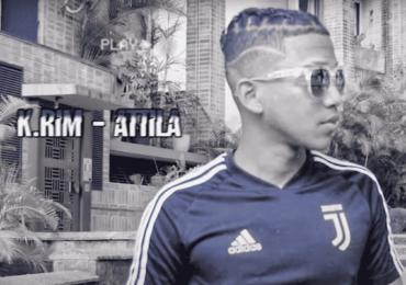 """K-RIM est en conquête sur """"Attila"""" et dévoile """"Point 2 Départ"""""""