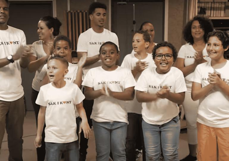 """l'ALEFPA permet aux jeunes de chanter haut et fort """"SAK I KONT"""""""