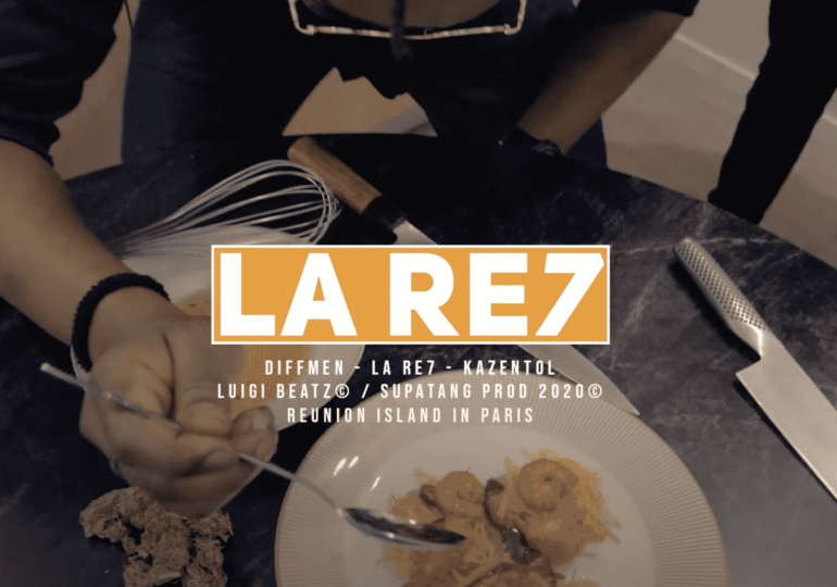"""Diff-Men nous offre """"LA RE7"""""""