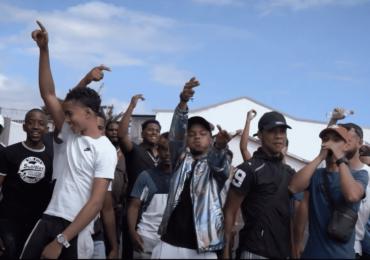 """N'Dji unit la nouvelle scène rap réunionnaise autour du """"Freestyle RecZone"""" : Sakay, Skaya, Nans et Nairod"""