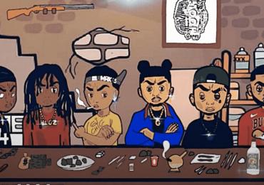 Le crew Hooligangz invite du monde sur sa nouvelle mixtape: Cotise Malfaiteurs.