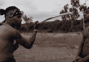 """Jay Lyon nous offre le clip de son titre """"Katana"""""""