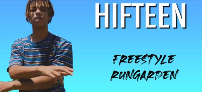 "HIFTEEN | RG Freestyle ""Kaishi"""