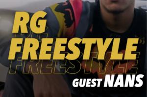 """RG Freestyle en Live : Nans t'offre une session studio et un clip à l'occasion de """"Guerrier"""""""