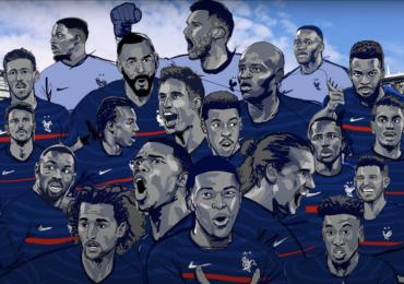 L'Equipe de France dévoile son hymne pour l'Euro 2021, rappé par Youssoupha
