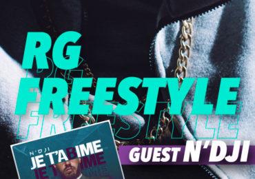 "RG Freestyle en Live - Avec N'dji pour la sortie de ""Je t'abime"""
