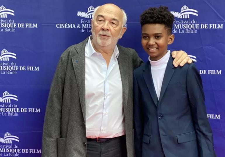 """Soan remporte le prix du public au Festival de la Baule avec """"Petit Piaf"""""""