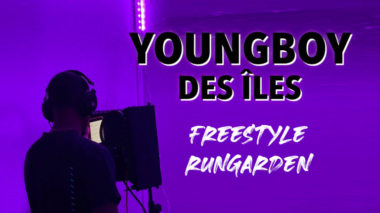 """YoungBoy des Iles   RG Freestyle """"Drill CR"""" [RUNGARDEN.RE]"""