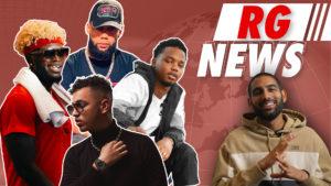 RG News #1 – T-Matt et Dj Bob font Roule Kiki, MC Box Insulaire pt.2, Alaza et Nicko en concert