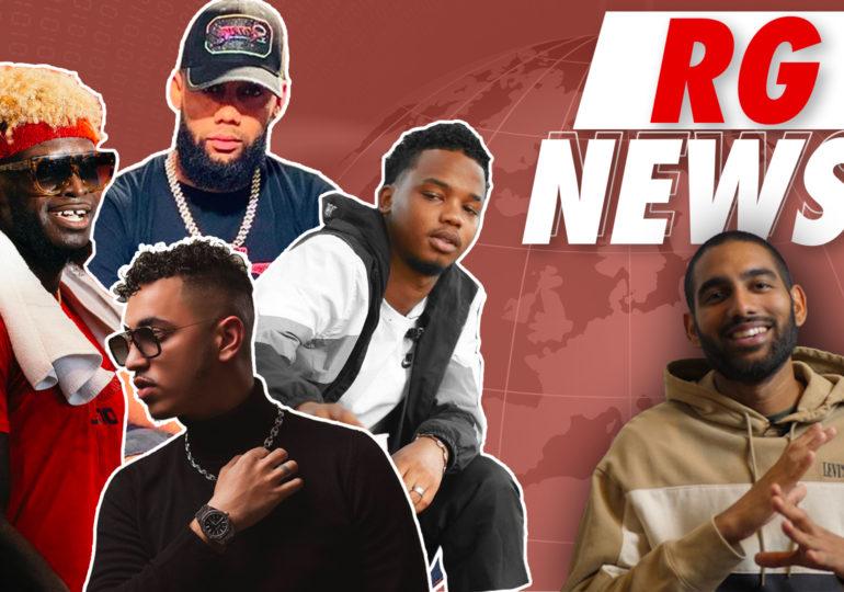 RG News #1 - T-Matt et Dj Bob font Roule Kiki, MC Box Insulaire pt.2, Alaza et Nicko en concert