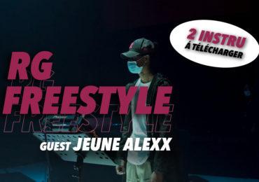 RG Freestyle en Live : Le beatmaker Jeune Alexx te défit sur ces 2 instrumentales