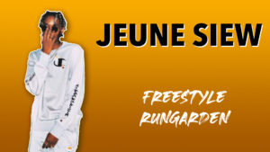 "JEUNE SIEW | RG Freestyle ""Mélomane"" [RUNGARDEN.RE]"