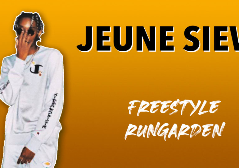 "JEUNE SIEW   RG Freestyle ""Mélomane"" [RUNGARDEN.RE]"