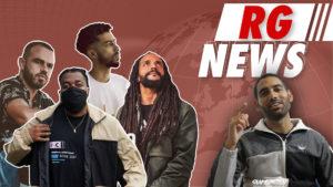 RG News #2 – Blacko est de retour, SSKyron dévoile le clip de l'année, Soan débarque au cinéma
