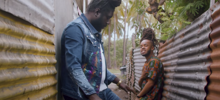 "Marshall et Dj Mimi invitent le jamaicain Stranjah Miller sur ""Turn It Up Hard"""