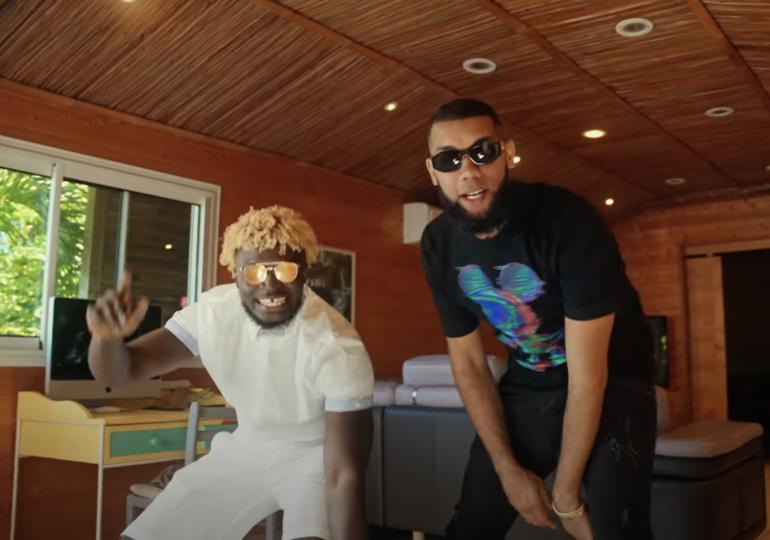 """Dj Tymers invite T-Matt et St Unit sur l'album """"974 SOUND VOL.3"""""""