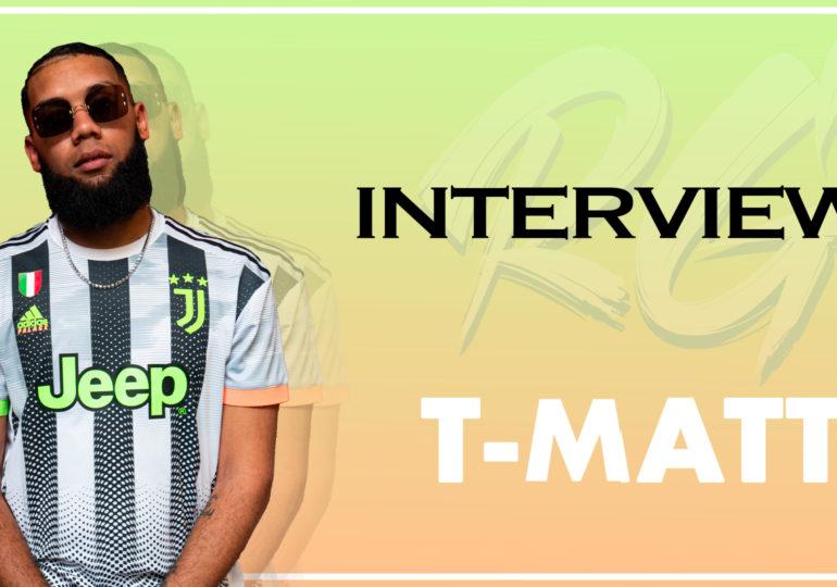 """T MATT   Interview - Renouveau de New Generation, Réussir en France et le nouvel EP """"Pile ou Face"""""""